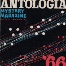 Libros de segunda mano: MYSTERY MAGAZINE ELLERY QUEEN ANTOLOGIA 1966 TOMO 1. Lote 70138253