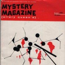 Libros de segunda mano: MYSTERY MAGAZINE ELLERY QUEEN ENERO 1966. Lote 70141761