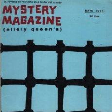 Libros de segunda mano: MYSTERY MAGAZINE ELLERY QUEEN MAYO 1966. Lote 70141921