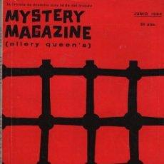 Libros de segunda mano: MYSTERY MAGAZINE ELLERY QUEEN JUNIO 1966. Lote 70142021