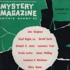 Libros de segunda mano: MYSTERY MAGAZINE ELLERY QUEEN DICIEMBRE 1966. Lote 70142333