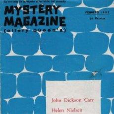 Libros de segunda mano: MYSTERY MAGAZINE ELLERY QUEEN FEBRERO 1967. Lote 70142481