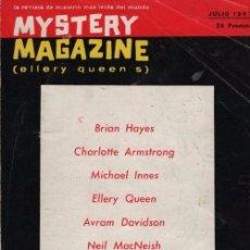 Libros de segunda mano: MYSTERY MAGAZINE ELLERY QUEEN JULIO 1967. Lote 70142889