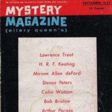 Libros de segunda mano: MYSTERY MAGAZINE ELLERY QUEEN SEPTIEMBRE 1967. Lote 70142961