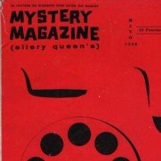 Libros de segunda mano: MYSTERY MAGAZINE ELLERY QUEEN MAYO 1968. Lote 70143133