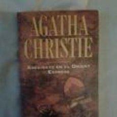 Libros de segunda mano: ASESINATO EN EL ORIENT EXPRESS - AGATHA CHRISTIE. Lote 70225525