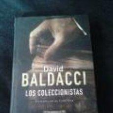 Libros de segunda mano: LOS COLECCIONISTAS DAVID BALDACCI. Lote 71149657