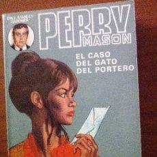 Libros de segunda mano: PERRY MASON: EL CASO DEL GATO DEL PORTERO. Lote 72351715