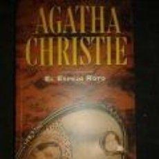 Libros de segunda mano: EL ESPEJO ROTO-AGATHA CRISTIE-PLANETA DEAGOSTINI. Lote 72421655