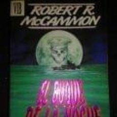 Libros de segunda mano: EL BUQUE DE LA NOCHE-ROBERT R. MC. CAMMON-EDICIONES B-GRUPO Z-EL TERROR LLEGA A LAS PROFUNDIDADES MA. Lote 72711239