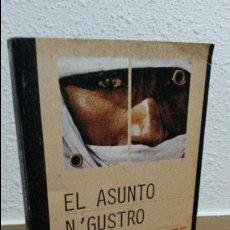 Libros de segunda mano: EL ASUNTO N´GUSTRO. J.P. MANCHETTE. SERIE NEGRA. LAIA 1975.. Lote 72750367