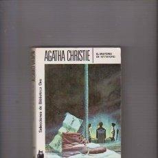 Livres d'occasion: AGATHA CHRISTIE - EL MISTERIO DE SITAFORD - EDITORIAL MOLINO 1986. Lote 72895659