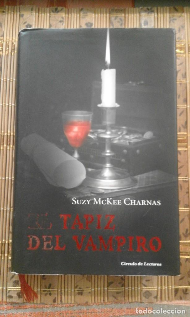 el tapiz del vampiro suzy mckee charnas