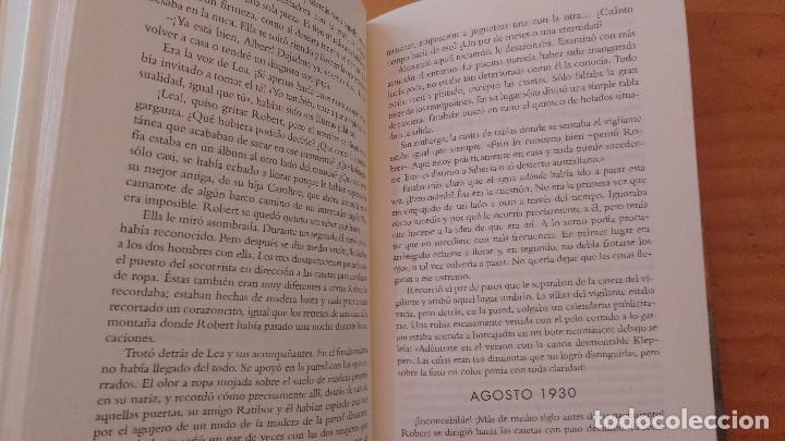 Libros de segunda mano: ¿ DÓNDE HAS ESTADO, ROBERT ? (HANS MAGNUS ENZENSBERGER) (ED.2000, CÍRCULO) +250 pág. - TAPA DURA - Foto 3 - 74394555
