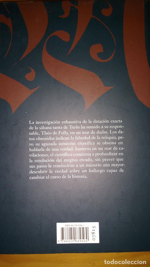 Libros de segunda mano: EL MANUSCRITO DEL SANTO SEPULCRO (JACQUES NEIRYNCK) (CÍRCULO - 2002) +350 págs. - TAPA DURA - Foto 2 - 74452355