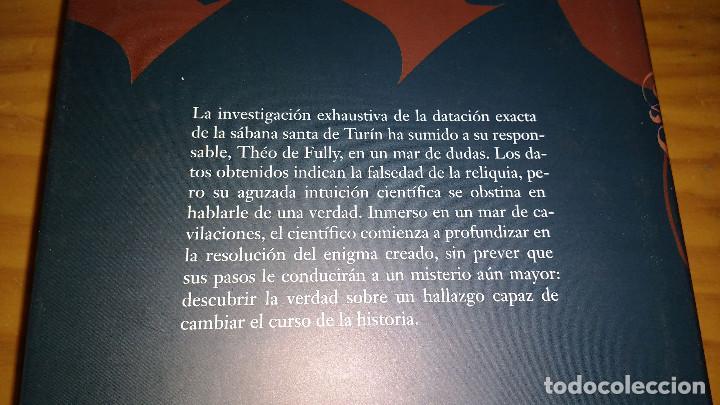 Libros de segunda mano: EL MANUSCRITO DEL SANTO SEPULCRO (JACQUES NEIRYNCK) (CÍRCULO - 2002) +350 págs. - TAPA DURA - Foto 3 - 74452355
