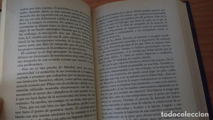 Libros de segunda mano: EL MANUSCRITO DEL SANTO SEPULCRO (JACQUES NEIRYNCK) (CÍRCULO - 2002) +350 págs. - TAPA DURA - Foto 4 - 74452355