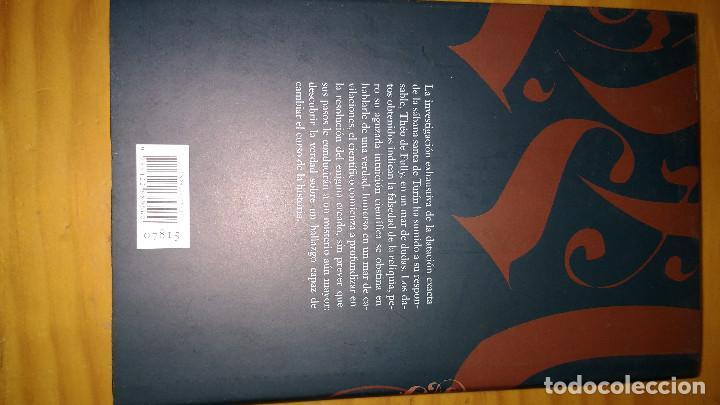 Libros de segunda mano: EL MANUSCRITO DEL SANTO SEPULCRO (JACQUES NEIRYNCK) (CÍRCULO - 2002) +350 págs. - TAPA DURA - Foto 5 - 74452355