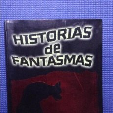 Libros de segunda mano: HISTORIAS DE FANTASMAS POE STEVENSON JAMES BRONTE WILDE IRVING. Lote 75057003