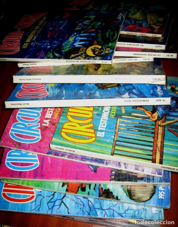 Libros de segunda mano: CIRCULO DEL CRIMEN- 14 novelas- 1983 - Foto 4 - 75138735