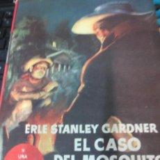 Libros de segunda mano: EL CASO DEL MOSQUITO ADORMILADO ERLE STANLY GARDNER EDIT PLANETA AÑO 1956. Lote 75310575
