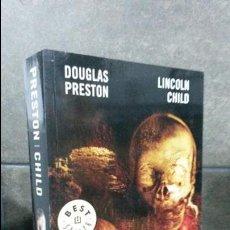 Libros de segunda mano: EL LIBRO DE LOS MUERTOS. DOUGLAS PRESTON Y LINCOLN CHILD.. Lote 75910715