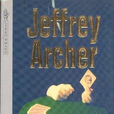 Libros de segunda mano: DOCE PISTAS FALSAS - JEFFREY ARCHER. Lote 76754275