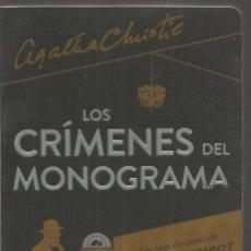 Libros de segunda mano: SOPHIE HANNAH. LOS CRIMENES DEL MONOGRAMA. ESPASA. Lote 77109529