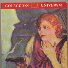 Libros de segunda mano: LOS TRES HOMBRES JUSTOS. EDGAR WALLACE. EDITORIAL JUVENTUD.. Lote 77165393