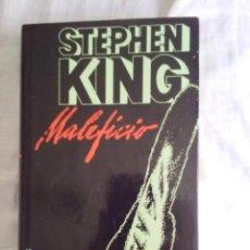 Libros de segunda mano: STEPHEN KING - MALEFICIO. Lote 77894369
