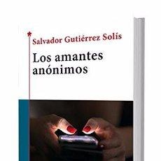 Libros de segunda mano: LOS AMANTES ANONIMOS. Lote 78219805