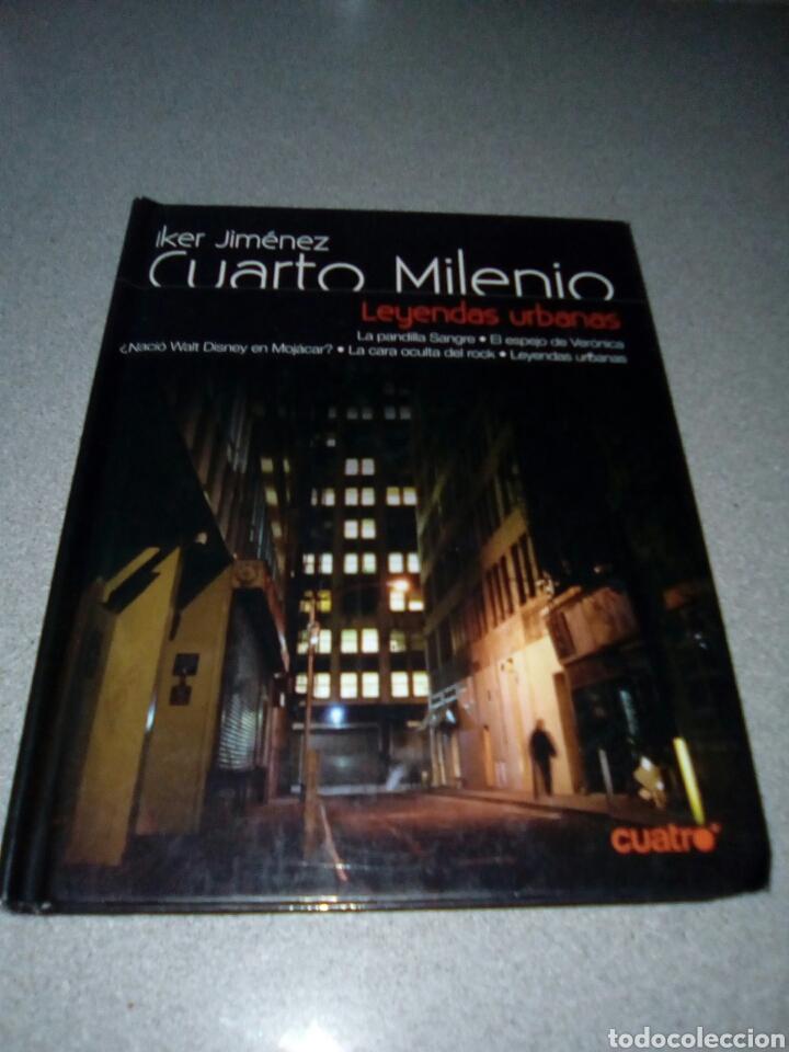 Iker jiménez cuarto milenio - leyendas urbanas - Vendido en Venta ...