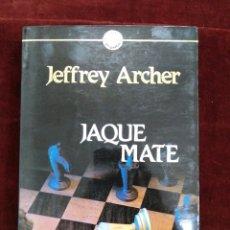 Libros de segunda mano: JAQUE MATE. JEFFREY ARCHER.. Lote 78439230