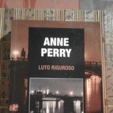 Libros de segunda mano - Luto riguroso - Anne Perry - 79603953