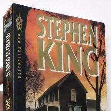 Libri di seconda mano: EL JUEGO DE GERALD - STEPHEN KING . Lote 80591426