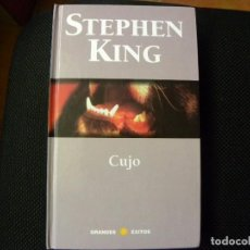 Libros de segunda mano: STEPHEN KING----CUJO. Lote 80727786