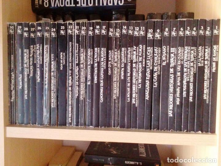 COLECCION COMPLETA SUPER TERROR DE MARTINEZ ROCA - LOS 30 LIBROS (Libros de segunda mano (posteriores a 1936) - Literatura - Narrativa - Terror, Misterio y Policíaco)
