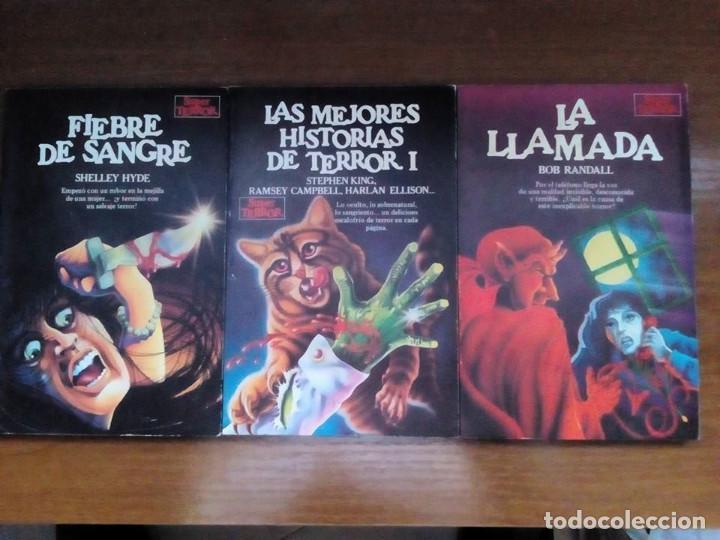 Libros de segunda mano: Coleccion completa Super Terror de Martinez Roca - Los 30 libros - Foto 2 - 80841015
