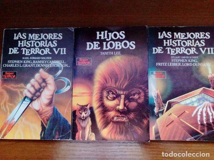 Libros de segunda mano: Coleccion completa Super Terror de Martinez Roca - Los 30 libros - Foto 9 - 80841015