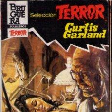 Libros de segunda mano: BOLSILIBROS SELECCION TERROR Nº 573 - CADAVERES SIN ALMA - CURTIS GARLAND - ED. BRUGUERA. Lote 80957528