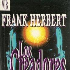 Libros de segunda mano: FRANK HERBERT-LOS CREADORES DE DIOS.VIB 23/1.EDICIONES B.1992.. Lote 81279996
