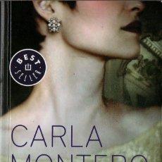 Libros de segunda mano - Una dama en juego (Carla Montero) - 81661448