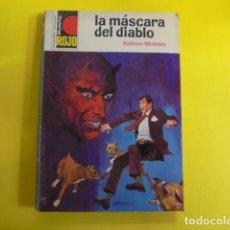 Libros de segunda mano: KELLTOM MCINTIRE - LA MASCARA DEL DIABLO - PUNTO ROJO Nº 566 - 1973 - 1ª EDIC - TRIAY - BUEN ESTADO. Lote 82514888