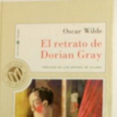 Libros de segunda mano: EL RETRATO DE DORIAN GRAY, DE OSCAR WILDE, PRÓLOGO DE LUIS ANTONIO DE VILLENA.. Lote 82839868