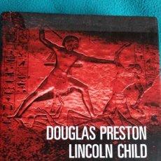Libros de segunda mano: EL LIBRO DE LOS MUERTOS (DOUGLAS PRESTON/LINCOLN CHILD). Lote 135635383