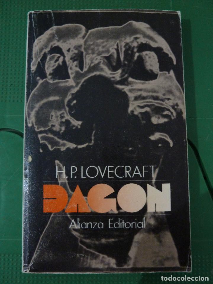 Libros de segunda mano: H.P. LOVECRAFT - ALIANZA EDITORIAL - 8 TITULOS - Foto 7 - 83155964