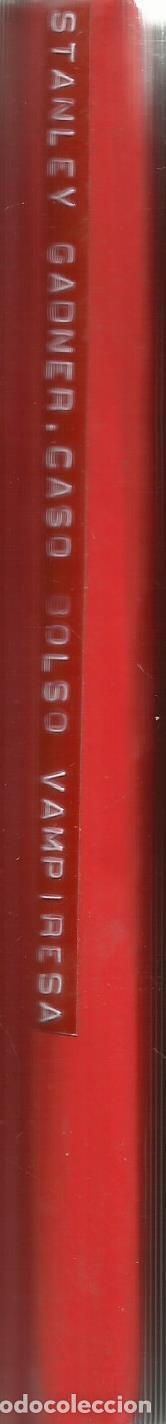 Libros de segunda mano: EL CASO DEL BOLSO DE LA VAMPIRESA. PERRY MASON. EDICIONES GP. BARCELONA. 1961 - Foto 2 - 83370936