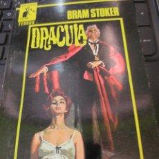 Libros de segunda mano: DRACULA BRAM STOKER EDIT MOLINO AÑO 1966. Lote 162551482
