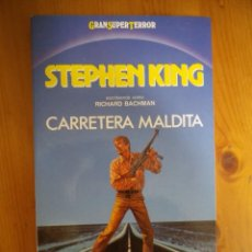 Libros de segunda mano - CARRETERA MALDITA STEPHEN KING EDITORIAL MARTINEZ ROCA - 117424492