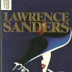 Libros de segunda mano: LAWRENCE SANDERS-EL SÉPTIMO MANDAMIENTO.EDICIONES B.VIB,69/2.1993.. Lote 83819084